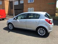 Vauxhall Corsa Automatic 2012 only 13.000 miles