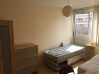 SHARE ROOM IN A TWIN ROOM FOR MALE ..£70 PW (BILLS INC)