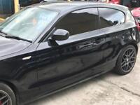 2011 3 doors 6 speed bmw116d £30 road tax new mot