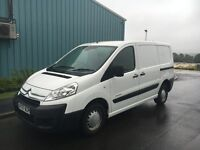2008 CITREON DISPATCH 2 OWNERS SERVICE HISTORY NO VAT TO PAY