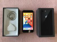 Apple iPhone 8 Plus, 64 GB, Space Grey, Unlocked