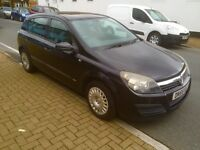 Non- Runner .... 55 Plate Vauxhall Astra Life Automatic 1.8cc Petrol, Automatic.
