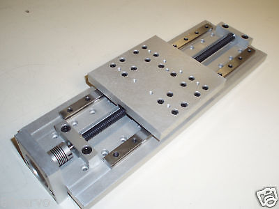 Linear Stage Actuator Table 8 Travel Low Profile 0.25