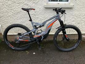 Cannondale electric mountain bike