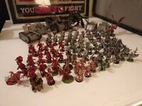 Warhammer £40k - Chaos Space Marines & Tyrannids - Offers up to £150 - COLLECTION ONLY