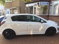 Vauxhall Corsa 1.2 White Limited Edition 5 Door