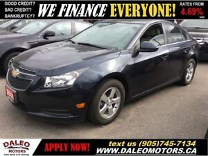 2014 Chevrolet Cruze 2LT | BACK-UP CAMERA | SUNROOF | LEATHER