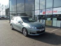 2011 61 CITROEN C4 1.6 VTR PLUS E-HDI EGS 5d AUTO 110 BHP **** GUARANTEED FINANCE ****