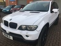 BMW X5 3.0, Exclusive 5dr; Full Service History, HPI Clear 2006 (Private Plate), SUV