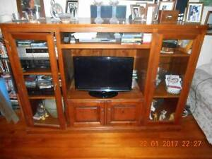 SOLID Timber TV Cabinet Aspley Brisbane North East Preview