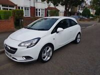 VAUXHALL CORSA 1.4 SRI ECOFLEX TURBO HPI CLEAR MINT CONDITION ONLY 5000