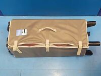 Travel cot bed for baby and todler