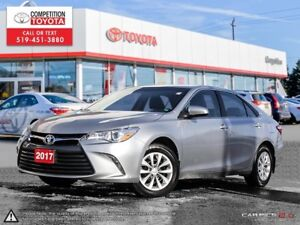 2017 Toyota Camry LE Toyota Certified, Former Daily Rental, N...