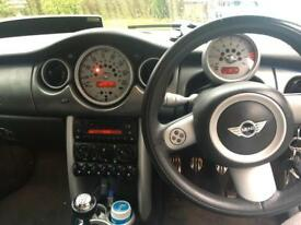 Mini Cooper S 0770910 miles brilliant car very quick