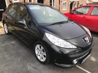2009 (09) Peugeot 207 1.6 Hdi (diesel) sport 5 Door , £30/yr tax, 55+ m.p.g ! £1750