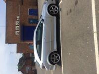 Vauxhall Astra sri 58 plate 76,100 miles