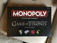 Game of Thrones Monopoly Collectors Edition - Board Game