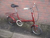 Vintage Moulton Mini Bike