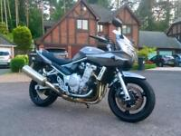 Suzuki Bandit 650 K9 2009 GSF650 Low mileage Not 600 1200 1250