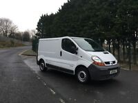2002 1.9 Dci LOW 89K MILES RENAULT TRAFIC LONG MOT 10 MONTHS LIKE VIVARO AND PRIMASTAR