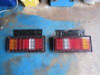 LED Trailer lights, Truck