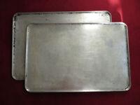 Aluminium Baking Trays 400 x 600 mm