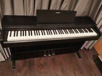 Yamaha YDP-143 Arius Digital Piano In Black Walnut Finish