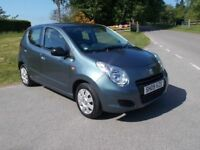 2009 09 SUZUKI ALTO SZ3 5 DOOR £20 ROAD TAX CALL 07791629657