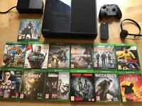 Xbox One with 21 Top Games