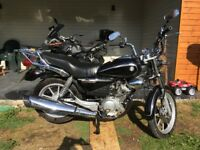 Yamaha YBR 125 124cc *Excellent, Serviced & MOT*Low Mileage*