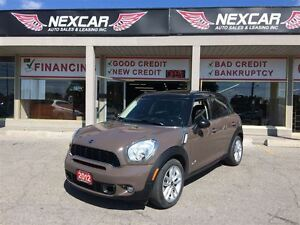2012 MINI Cooper Countryman S AUT0 AWD LEATHER PANORAMIC ROOF 10