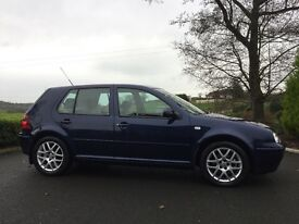 **VW GOLF GT TDI 150 BHP** FSH**