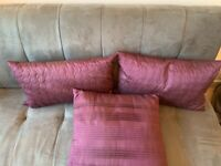 FREE - Bed cushions