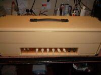 Marshall JMP100 Superbass Handmade clone By JB amp repairs