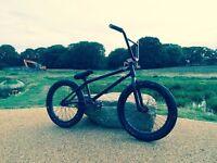 Custom BMX - (WORTH £500, SELLING FOR £250-£300)