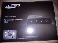 Samsung wireless audio multi room hub