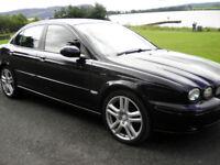 Jaguar X Type 2.0l Diesel Saloon