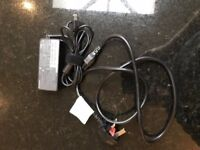 Genuine Lenovo ADLX65NLC3A Laptop Notebook Power Supply 65W Adaptor + Cable SQUARE TIP YELLOW