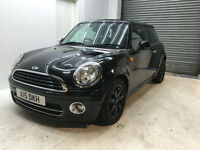 2009 MINI ONE FIRST 3 DOOR HATCHBACK 6 GEARS PETROL FULL YEAR MOT TO BE GIVEN VERY LOW MILEAGE