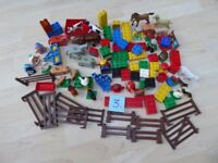 Duplo (junior Lego) - a collection as shown in picture