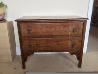 Wooden Chest of Drawers in Good Condition