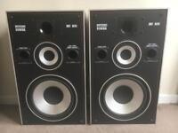 Studio Power Mc 200 speakers