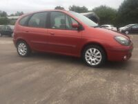 Renault Megane scenic 1.9DCI FIJI TOP SPEC not Audi BMW VW ford Peugeot Citroen Nissan Honda cheap