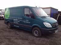 2007 mercedes sprinter 311cdi mwb low roof