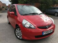 HONDA JAZZ 2006 1.4 5 DOOR HATCHBACK WITH LONG MOT EXP16.5.2017 FULL SERVICE HISTORY HPI CLEAR