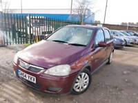 VAUXHALL CORSA 1.4ltr_5dr *** FULL 12 MONTHS MOT - DELIVERY AVAILABLE ***