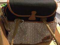 Babymoov baby changing bag