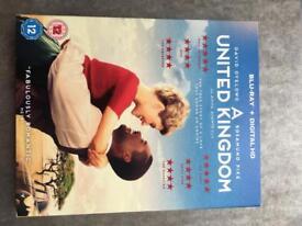 A United Kingdom Blu - Ray With D.C