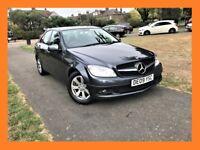 Mercedes-Benz C Class 2.1 C200 CDI SE 4dr 2KEYS,LONG MOT, HPI CLEAR