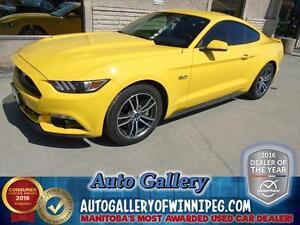 2015 Ford Mustang GT *Lthr/NAV/V8/6Spd